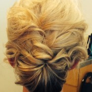 Bridal Up style by Niki