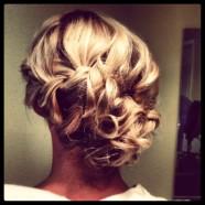 Bridal Up Style by Niki