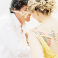 Maui Bridal Beach Hair published in Wedding Sparrow photo by Wendy Laurel
