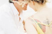Maui Bridal Beach Hair published in Wedding Sparrow photo by Wendy Laurel